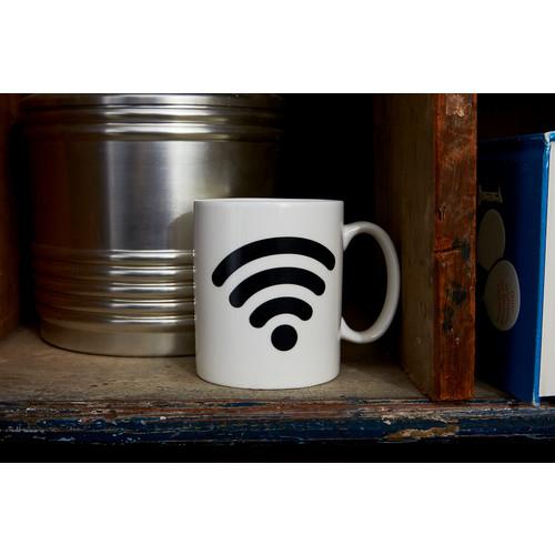 Fred HotSpot Heat-Sensing Mug