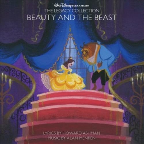 Various - Walt Disney/Legacy Coll:Beauty/Beast (CD)