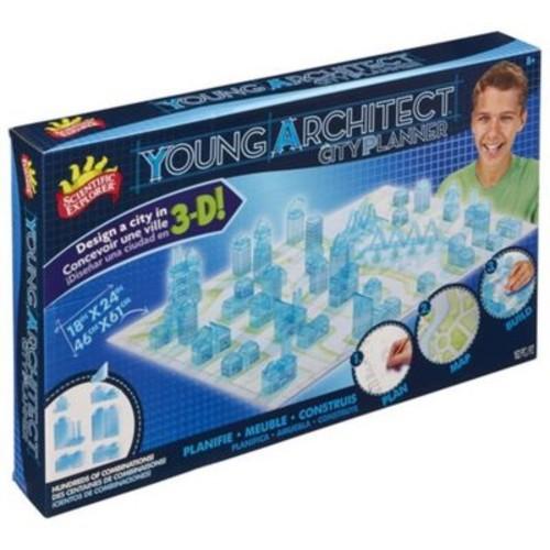 Alex Brands Scientific Explorer Young Architect City Planner Set (AlxB188)