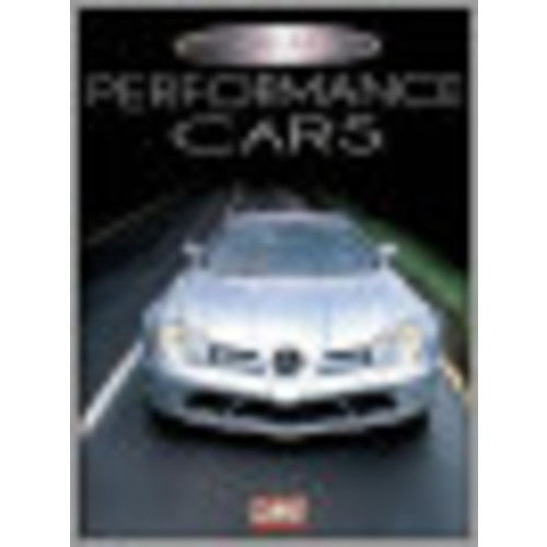 Great Performance Cars [DVD] [2010]