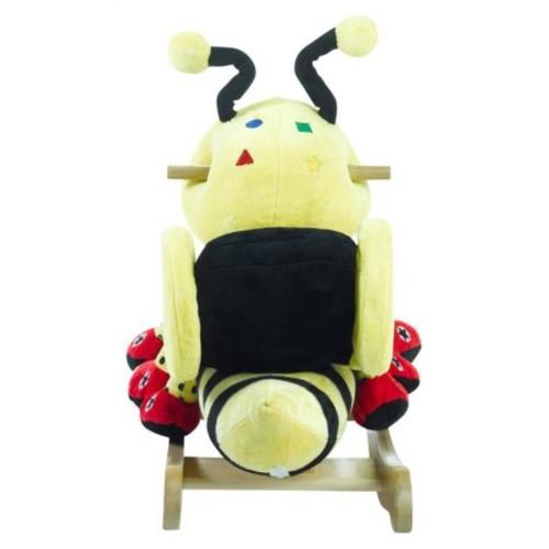 Buzzy Bee Rocker by Rockabye