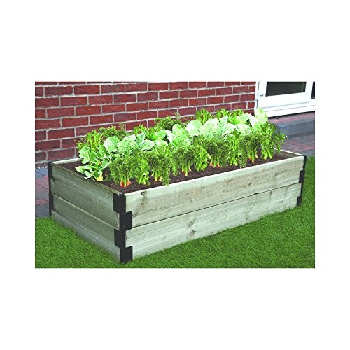 Bosmere N426 Raised Bed Connection Kit : Raised Garden Bed : Garden & Outdoor