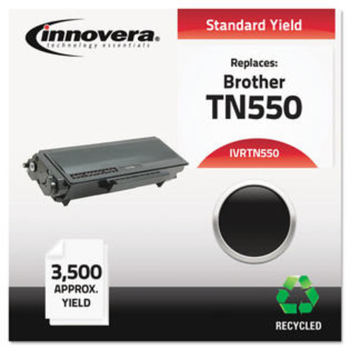 Innovera Remanufactured TN550 Toner Black