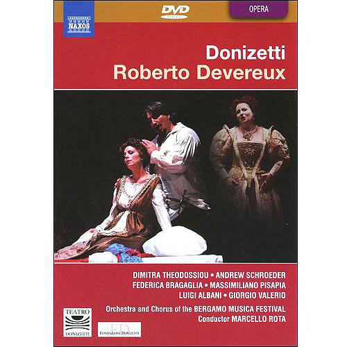 Roberto Devereux (DVD) (Enhanced Widescreen for 16x9 TV) (Italian/Eng) 2006