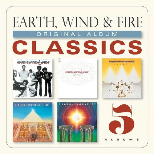Original Album Classics [2011] [Box] - CD