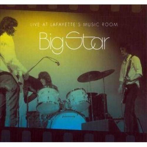 Big Star - Live At Lafayette's Music Room Memphi (CD)