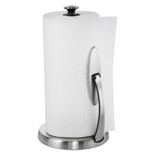 Oxo Stainless Steel Paper Towel Holder