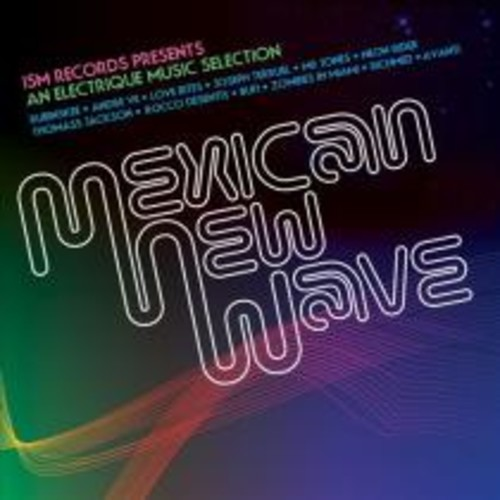 Mexican New Wave [CD]