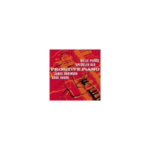 Primitive Piano [Sirens] [CD]