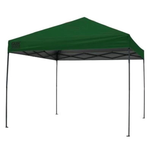 Quik Shade Expedition 100 Team Colors 10 ft. x 10 ft. Green Instant Canopy