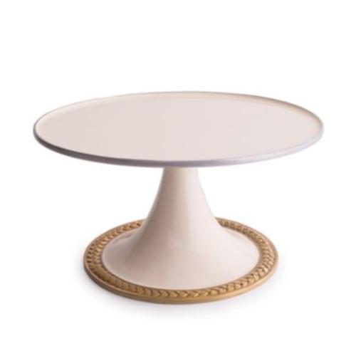 Marigold Artisans Braid Footed Cake Stand
