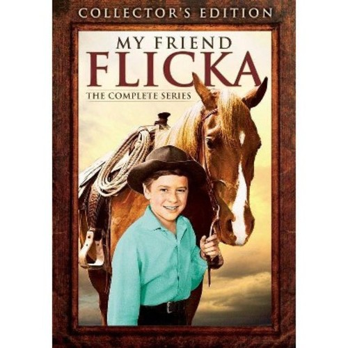 My Friend Flicka: The Complete Series [DVD]