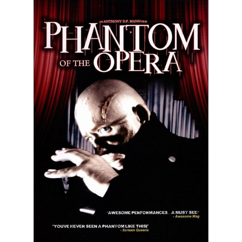 Phantom of the Opera [DVD] [2014]
