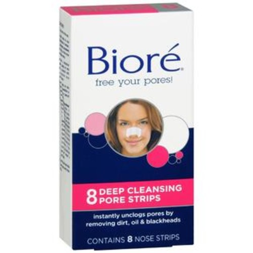 Bior_ Deep Cleansing Pore Strips, 8 Count