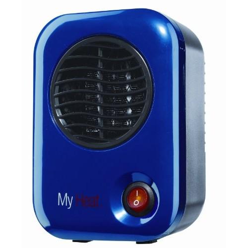 Lasko 102 My Heat Personal Heater Blue
