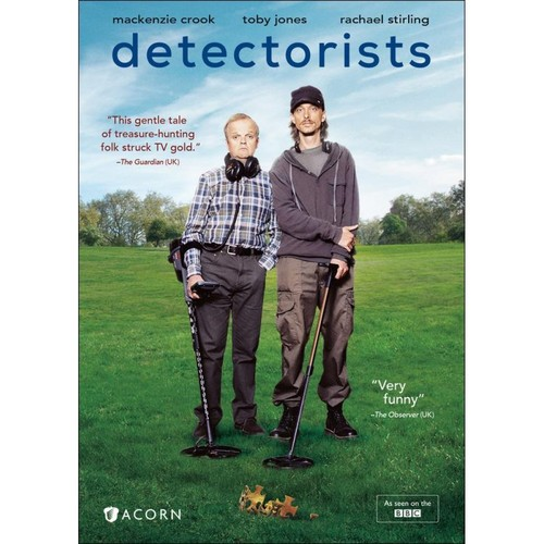 The Detectorists [DVD]