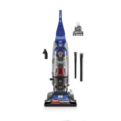 Hoover WindTunnel 3 Pro Bagless Upright Vacuum Cleaner in Blue