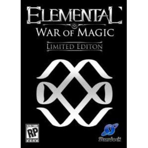 Stardock Elemental Limited Edition - PC DVD-ROM