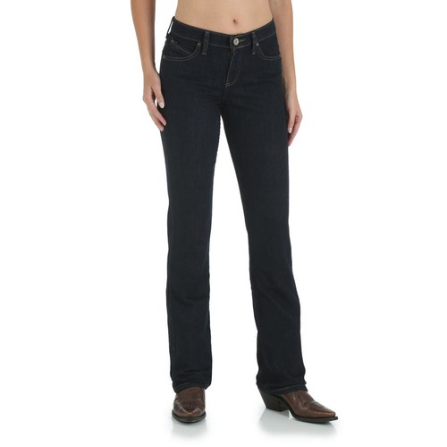Wrangler Women's 11x30 Dark Denim Ultimate Riding Jean