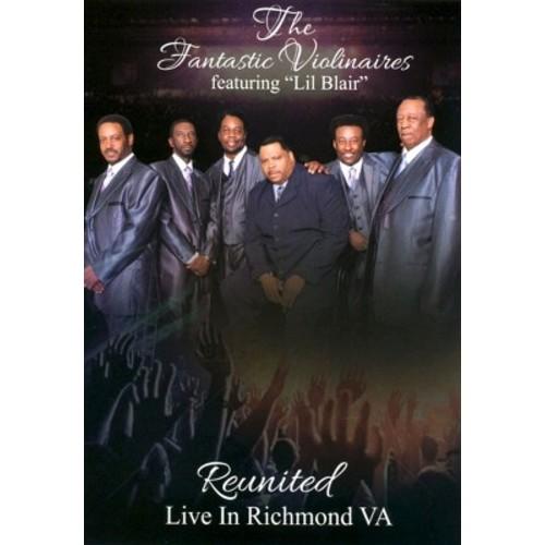 The Fantastic Violinaires: Reunited - Live in Richmond, VA