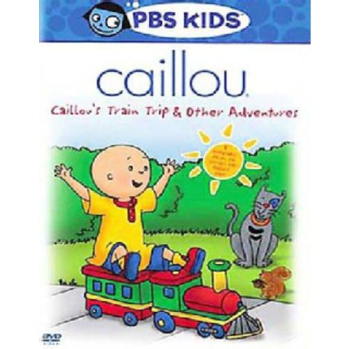 Caillou: Caillou at Play (DVD) [Caillou: Caillou at Play DVD]