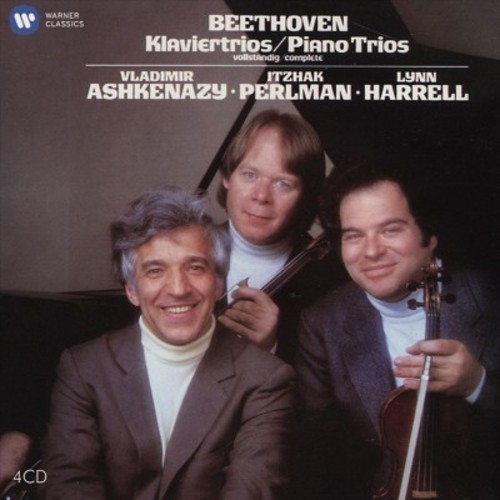 Beethoven: Complete Piano Trios [CD]