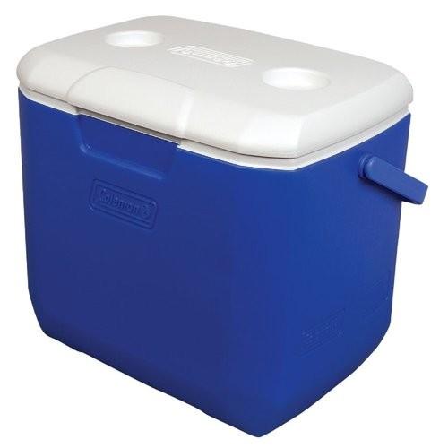 Cooler 30Qt Blu/Wht/Dgry 5879