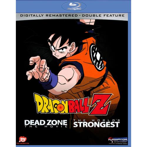 DragonBall Z: Movie 1 & 2 [Blu-ray]