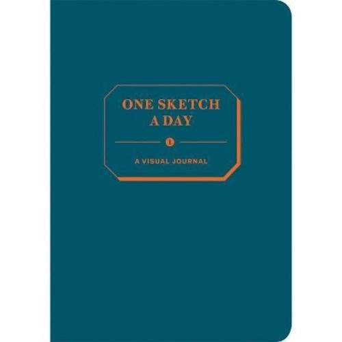 One Sketch a Day : A Visual Journal (Hardcover)