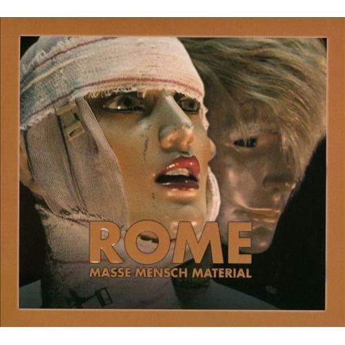 Masse Mensch Material [CD]