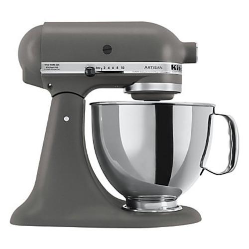 KitchenAid Artisan Series 5 qt Tilt-Head Stand Mixer, Imperial Grey