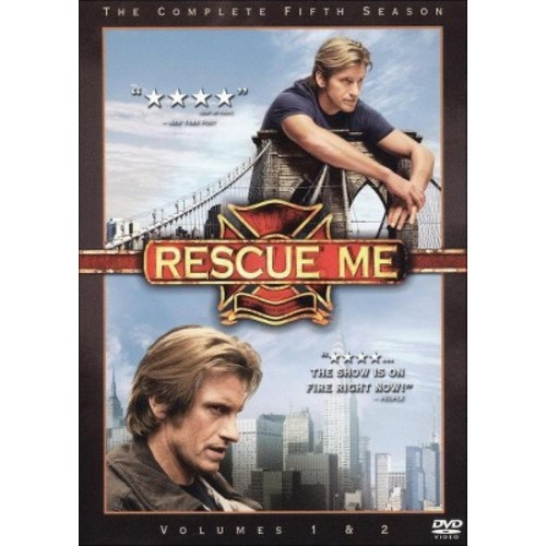 Rescue Me: The Complete Fifth Season [6 Discs]