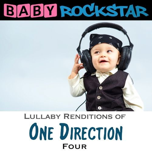 Lullaby Renditions of One Direction: Four [CD]