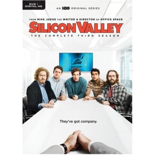 Silicon Valley: The Complete Third Season (DVD)