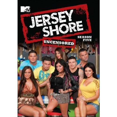 Jersey Shore: Season Five Uncensored [3 Discs]