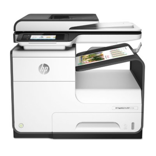 HP PageWide Pro 477dn D3Q19A Multifunction Inkjet Printer D3Q19A