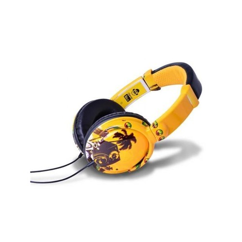 IDANCE IBIZA105 Ibiza Headphones - Yellow