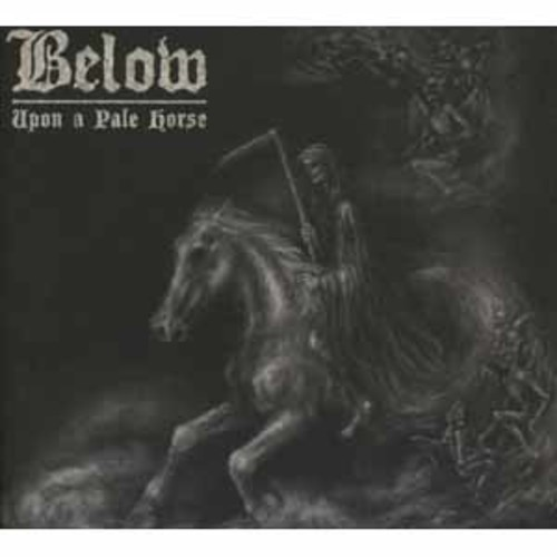 Below - Upon A Pale Horse [Audio CD]