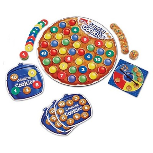 Learning Resources Counting Cookies Game