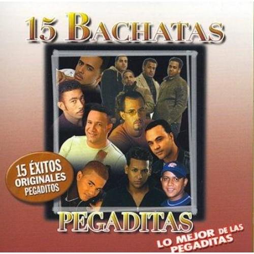 Various - 15 Bachatas Pegaditas