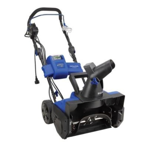 Snow Joe 18 in. 40-Volt Lithium-Ion Hybrid Cordless Electric Snow Blower