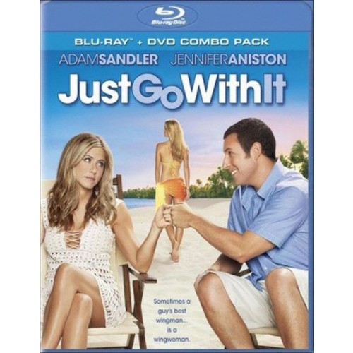 Just Go With It (2 Discs) (Blu-ray/DVD)
