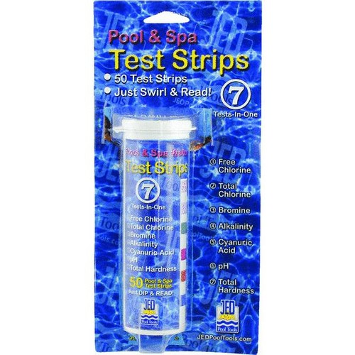 JED Pool Pool/Spa Test Kit - 00-IT492-01