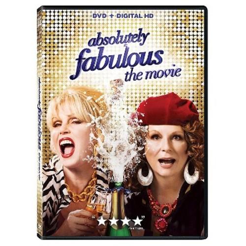 Absolutely Fabulous (DVD + Digital)