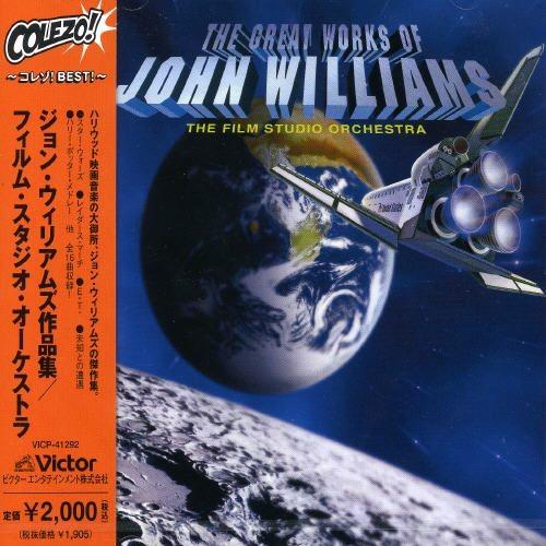 Colezo: John Williams [CD]