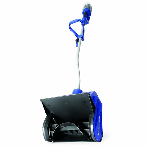 Snow Joe iON13SS-HYB 40V 4.0 Ah Hybrid Battery or Electric Cordless Snow Shovel, 13