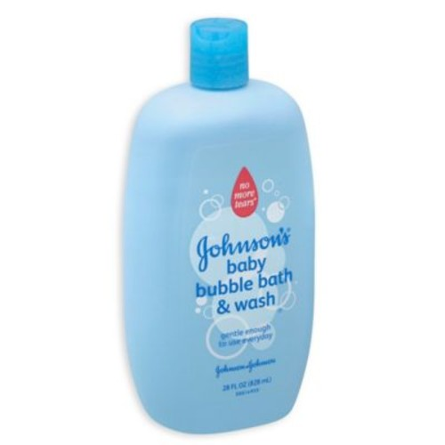 Johnson & Johnson 28 fl. oz. Baby Bubble Bath & Wash