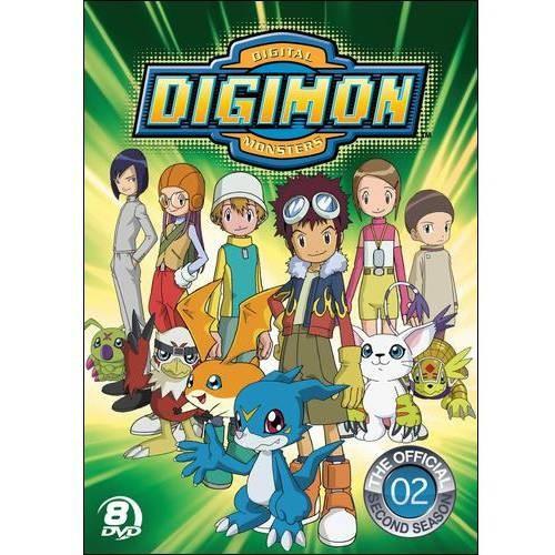 Digimon Adventure Set-Season 2