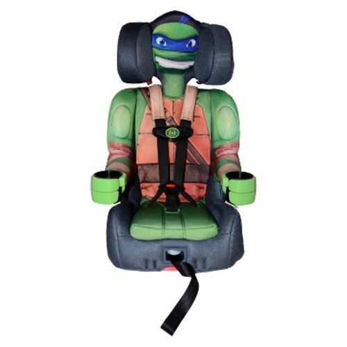 KidsEmbrace Friendship Combination Booster Car Seat - Teenage Mutant Ninja Turtle Leonardo