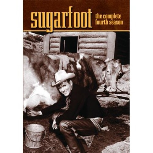 Sugarfoot: The Complete Fourth Season (DVD)